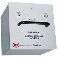 Condensatori standard primari serie GenRad 1404