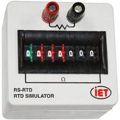Simulatore RTD a resistenza RS-RTD