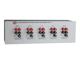 LOM-530 Kit di calibrazione del microohmmetro per LOM-510A