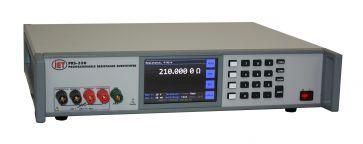 Scatola di resistenza programmabile di precisione PRS-330 e simulatore RTD