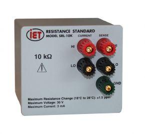 SRL-10K Standard di resistenza di precisione