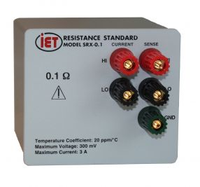 Resistori standard SRAC progettati per l'uso in corrente alternata