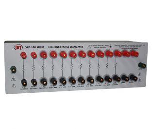 Set di calibrazione Megger di standard ad alta resistenza