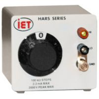Scatola decadi ad alta resistenza HRRS-Q-1-100G-5KV