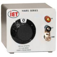 Scatola decadi ad alta resistenza HRRS-Q-1-1T-5KV