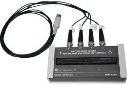 Apparecchio per test a componenti discreti LOM-501TF